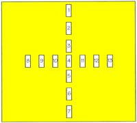 tarocchi metodo della croce mistica